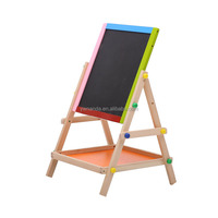 Portable Adjustable Kids Children Wooden Art