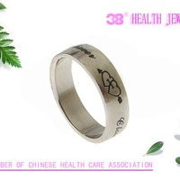 Hot Sell Sliver Ring Custom Style