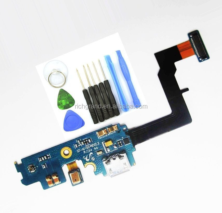OEM charging USB port connector + tools for Samsung galaxy S2 i9100 i777