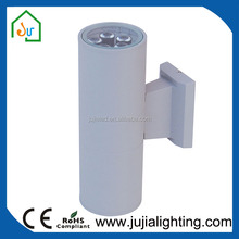 Wholesale high quality IP65 Die-casting Aluminum alloy cover LED Outdoor wall light high-power 36W with 2 LED bulbs
