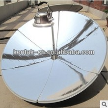 China portable parabolic solar cooker