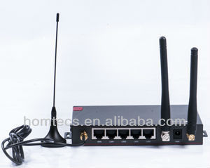 H50series Industrial Wireless 3g high power wireless router with sim card slot
