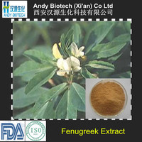 High Quality Saponins 40% Fenugreek Extract Powder