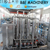 Jiangsu B&E Stainless steel water tank/water filter machine/reverse osmosis water system price