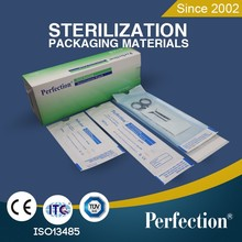 Medical Supplies Wholesale Dental Disposable Self Sealing Sterilization Pouch