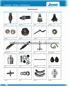 BAJAJ BOXER BM100 SPARE PARTS IN GUINEA