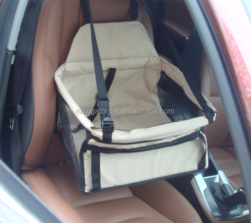 Safety Guaranteed Pet Car Seat