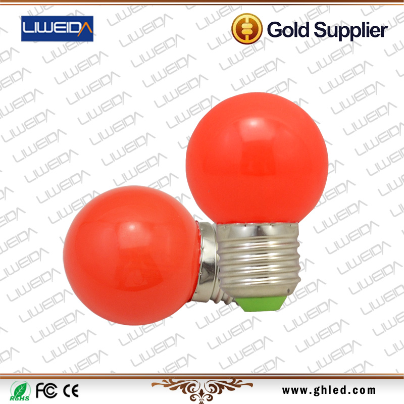 led christmas light replacement bulbs 3w5w red yellow bue green white colored light bulbs
