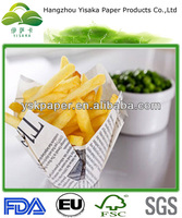 Food Wrap Company produces Chip Container