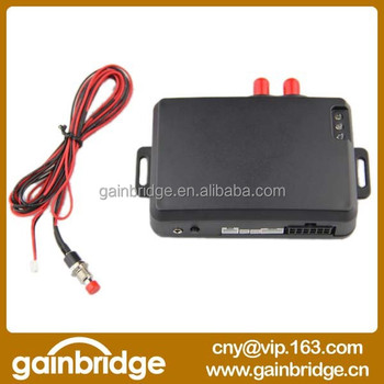 Practical gps sim card tracker with various alarms and reports for fleet management
