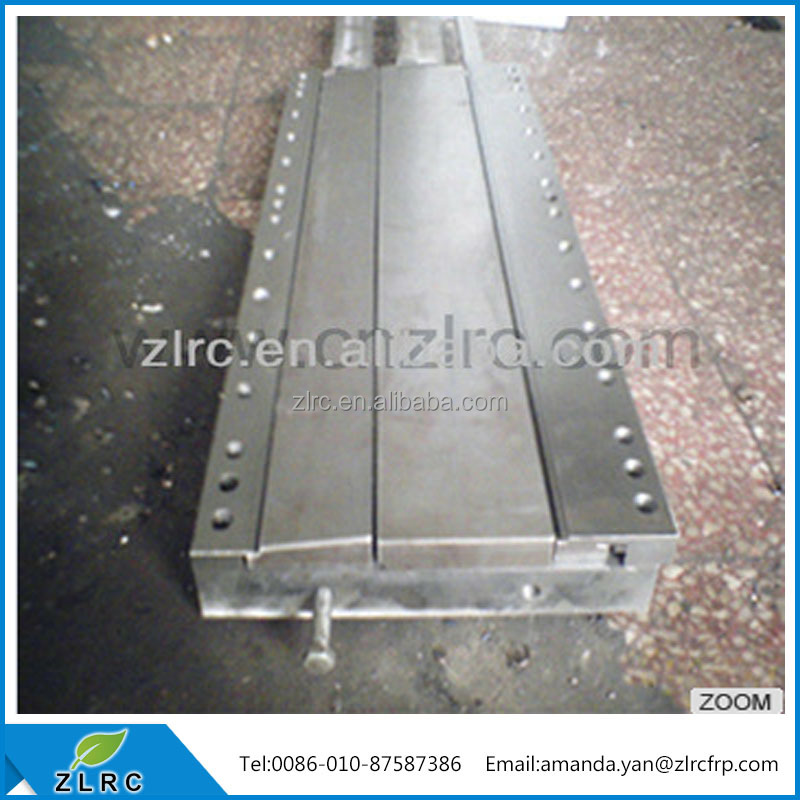 GRP pultrusion mould