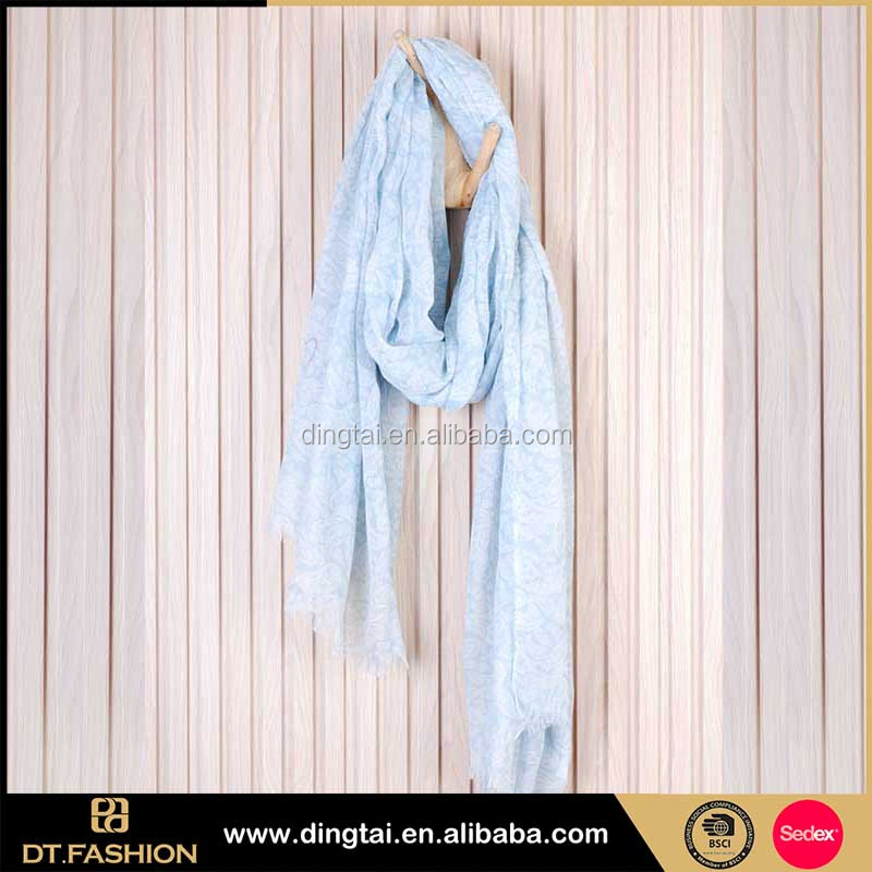Super soft scarf for women with high quality