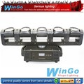 Wholesale price stage bar moving head light 5x12w beam bar rgbw movinghead bar with high quality and brightness