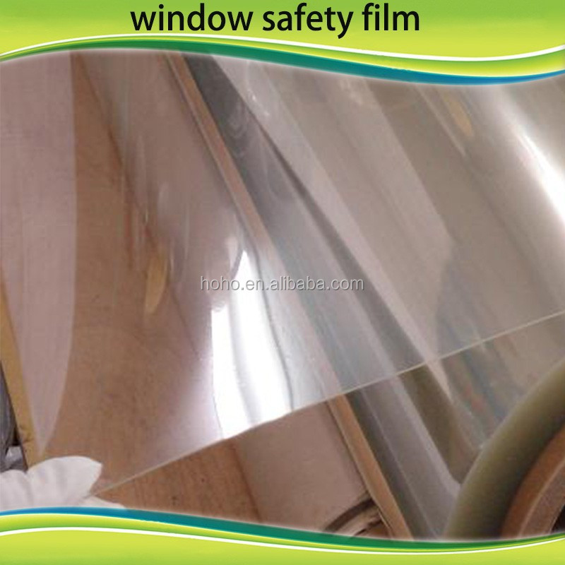 Korea PET Window security window film for car protection,high quality china window glass film