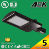 347-528vac available 130LM/W DLC UL SAA Listed Led Parking Lot Lights 100W