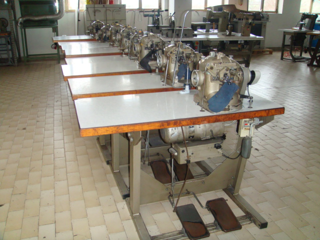 Strobel 141-23-EV shoes machinery