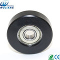 China High Quality plastic rollers 608zz bearing with plastic cover