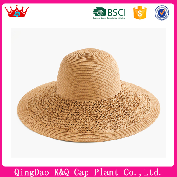 2017 NEW Design Simple Classical Exquisite Craft Straw Hats
