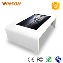 For coffee shop display Multi functional touch table