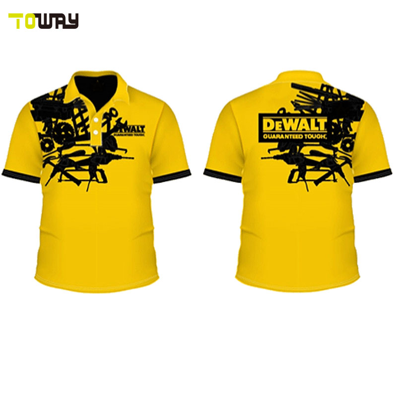 List manufacturers of sublimated polo shirt buy for Design t shirt sport