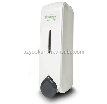 High Quality Sanitary Liquid Manual soap dispenser 350ML Hotel hospital home soap dispenser