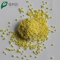 Slow Release Granular Sulfur Coated Urea