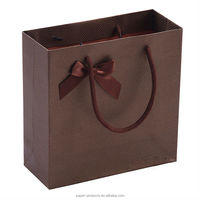 2014 luxury handmade china online selling paper bags with your own logo