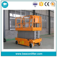 Top grade Cheapest electric lift with duplex mast
