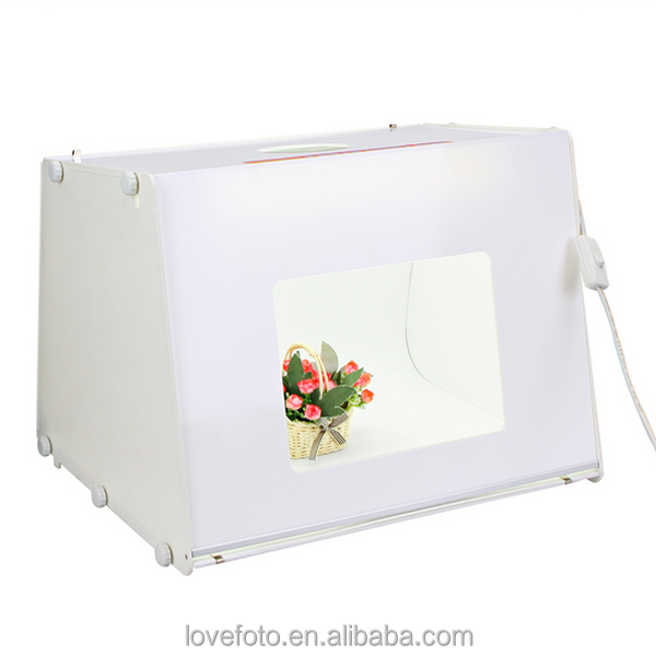 Photographic equipment props photo lightbox led light box led light jewelry box