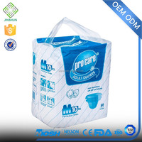 Disposable diapers adult diaper, diaper expert procare, customized diaper