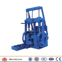 Industrial small briquette machine/automatic honeycomb coal briquette making machine manufacturer