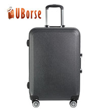 hard shell trolley suitcase high quality 3pcs travel luggage set abs pc trolley luggage