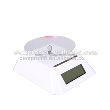 Hot selling solar acrylic rotating display stand