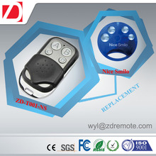NICE Smilo replacement rolling code remote control for automation