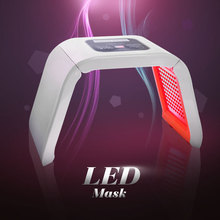 professional lymphatic drainage blackhead face mask red light therapy professional machine