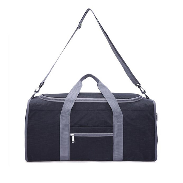 Stylish Trendy Folding Sport Gym Duffel Bag With Custom Logo