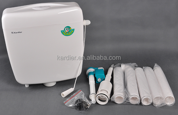 Super quality sanitary ware high level cistern
