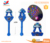 Wholesales colorful led magic wand with flashing lighting ansd muscial children flash toy