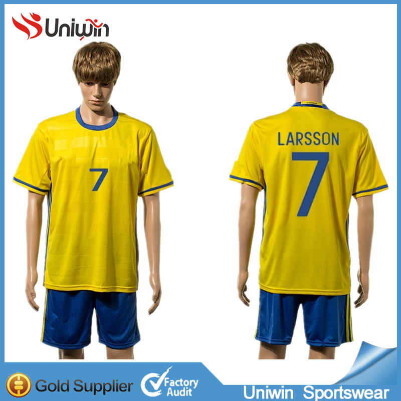 2016 17 Wholesale Custom Imported Soccer Jersey