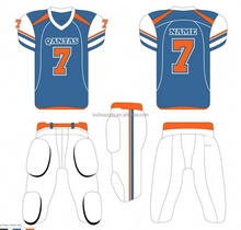 Make your own design jersey football model