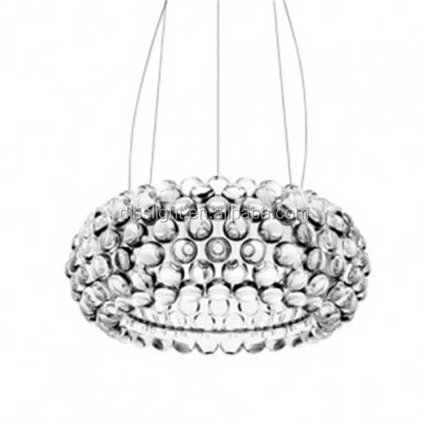 modern luxury acrylic Pendant light lamp