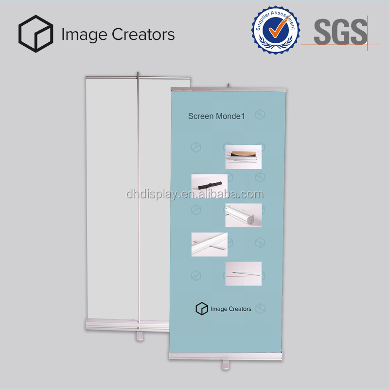 Floor Stand Roll-up Banner Display