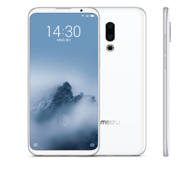 "Original Meizu 16 16th plus 4G Snapdragon 845 Octa Core Adreno 630 6GB RAM 128GB ROM 6.5"" FHD 2160x1080P Full Screen Cell <strong>Phone</strong>"
