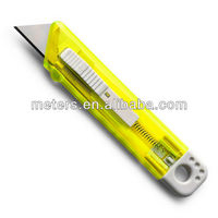 ABS Plastic Auto Retractable Cutter knife