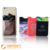 Lycra cloth cardholders phone case Sticky cardholder for celphone color print holder for phone