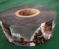 Laminated Material Food Packaging Plastic Film Rolls