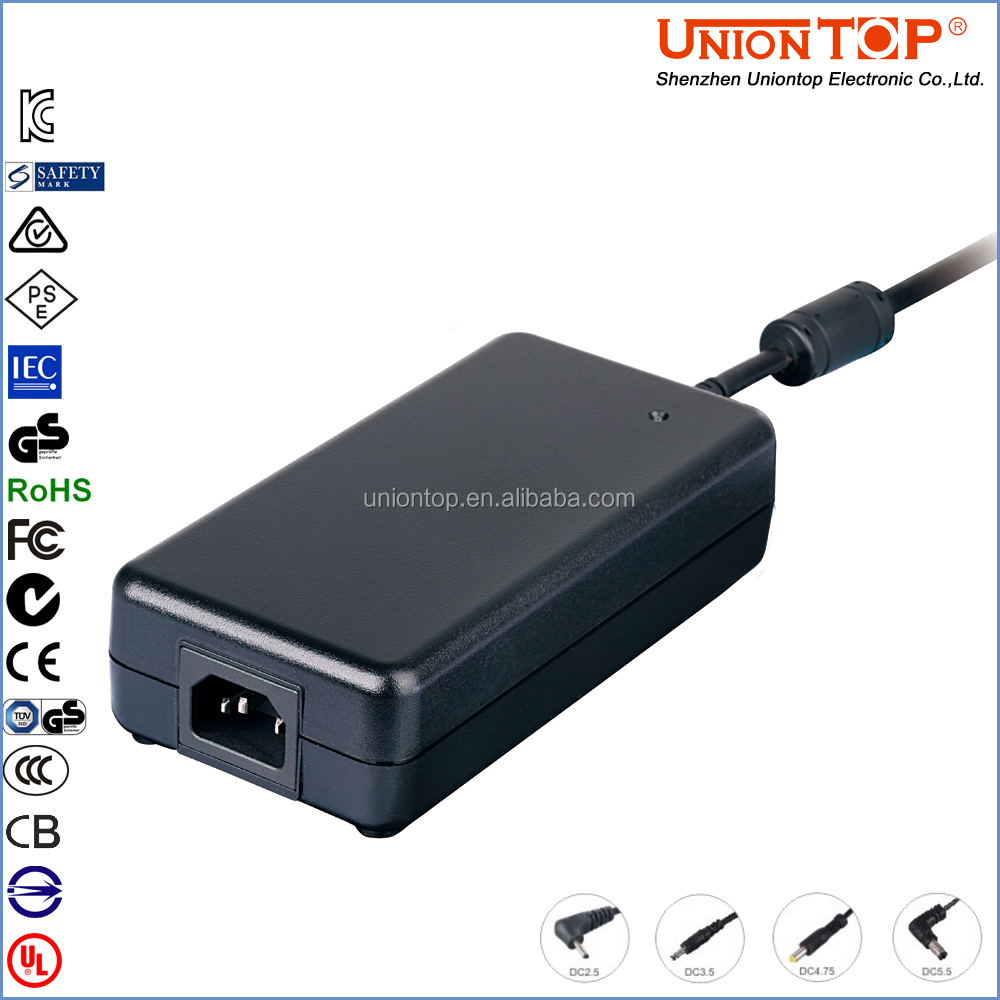 120W 24V 5A universal laptop ac power charger adapter with LPS SCP OCP OTP OVP