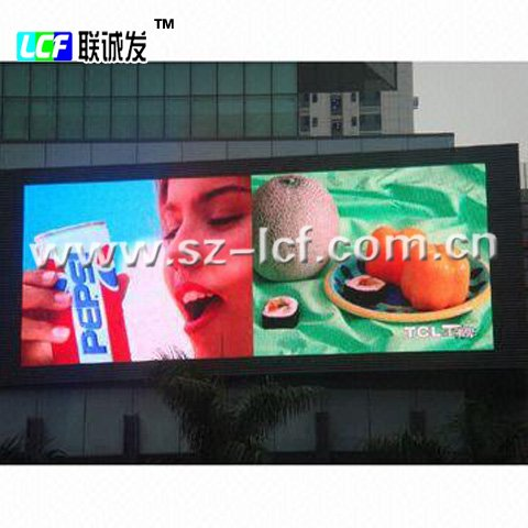 Superior LED Panel P10 Outdoor Full Color Led Display For Advertising Vehicle And Truck Mounted Display Mobile LED Screen