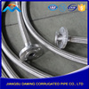 High quality eco-friendly Daming Welded stainless steel flexible metal bellow