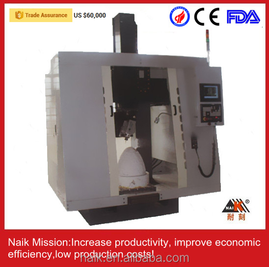 HI TECH Enterprises styrofoam machining center cnc 5 axis router machine for 3d mould